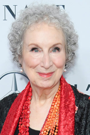 Portrait of Margaret Atwood