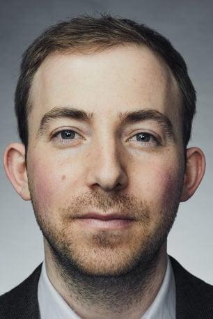 Portrait of Michael Katchen