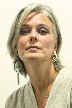 Portrait of Michelle Latimer