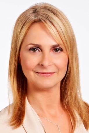Portrait of Sally Catto