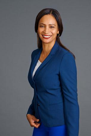 Portrait of Deborah Flint