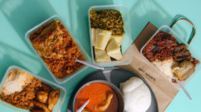 Sort-of Secret: Mama Akua's, delicious Ghanaian dishes from a mother-daughter duo