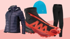 The best winter running gear for those cold Covid jogs