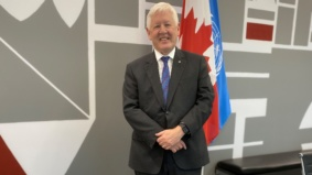 Bob Rae on how to tell someone to go to hell (diplomatically)