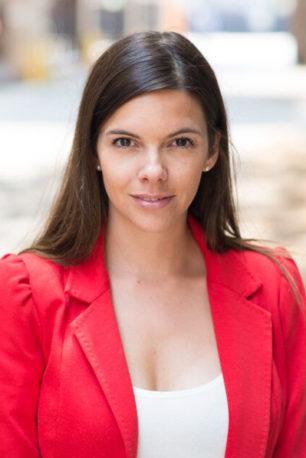 Portrait of Marie Chevrier Schwartz