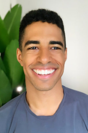 Portrait of Boman Martinez-Reid