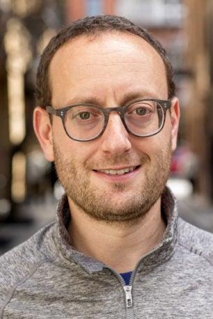 Portrait of Alex Norman