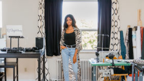 This DJ launched her own clothing line during lockdown. How does she spend her money?