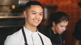 Takeout Diaries: Where 7 Enoteca chef Marvin Palomo gets to-go Singapore chili crab, charcuterie and ebi katsu sandos
