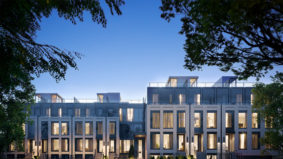 Savile on the Roe: Upscale condo luxury meets private outdoor space
