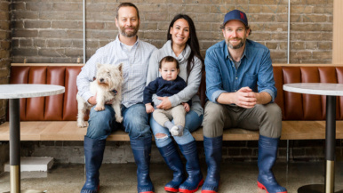 """""""We've been inundated with orders"""": A Q&A with the owner of Red Tape, Toronto's new bespoke brewery"""