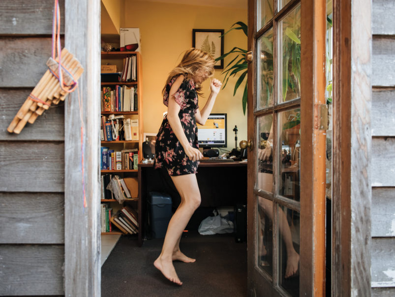 """After I dance, the world looks brighter to me"": How a daily Zoom dance party keeps this Toronto mom from losing it in lockdown"