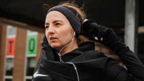 """""""It's true what they say about exercise: it improves your mood"""": How one woman became a distance runner at age 41"""
