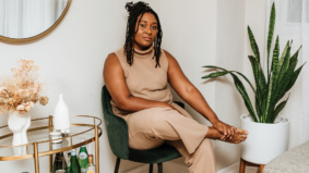 """""""I started a yoga hub for Black women"""": This entrepreneur found a way to make wellness affordable and inclusive"""