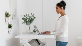 10 ergonomically correct standing desks for the WFH-weary