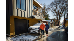 These retired teachers built a $350,000 laneway house. The tenant? Their 30-year-old daughter