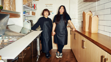 """""""By the end of the first month, we'd made triple our rent"""": This ex–PR pro teamed up with her mom to open a Korean restaurant during Covid"""