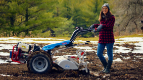 """""""I was a pub owner, now I'm a farmer"""": When Covid killed her business, she reinvented her life"""
