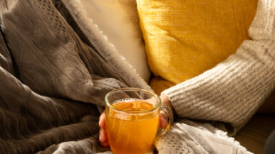 Five easy ways to incorporate self-care rituals into your stay-at-home life