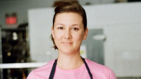 Where Mira Mira chef Amira Becarevic gets to-go butter tarts, octopus karaage, Egyptian falafel and Korean fried chicken