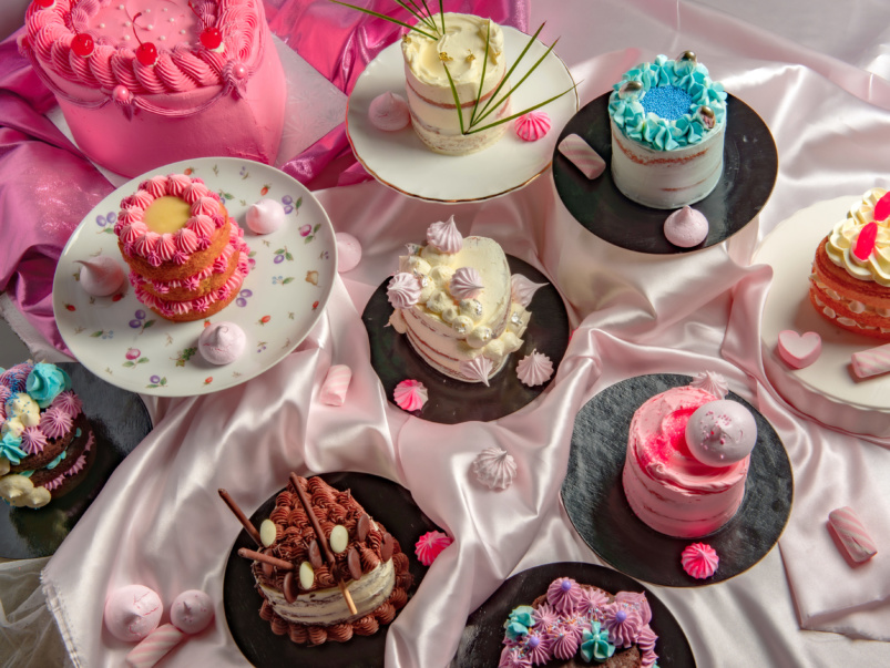 Sort-of Secret: Cry Baby Cakes, an online bakery run by the former pastry chef of Quatrefoil and La Banane