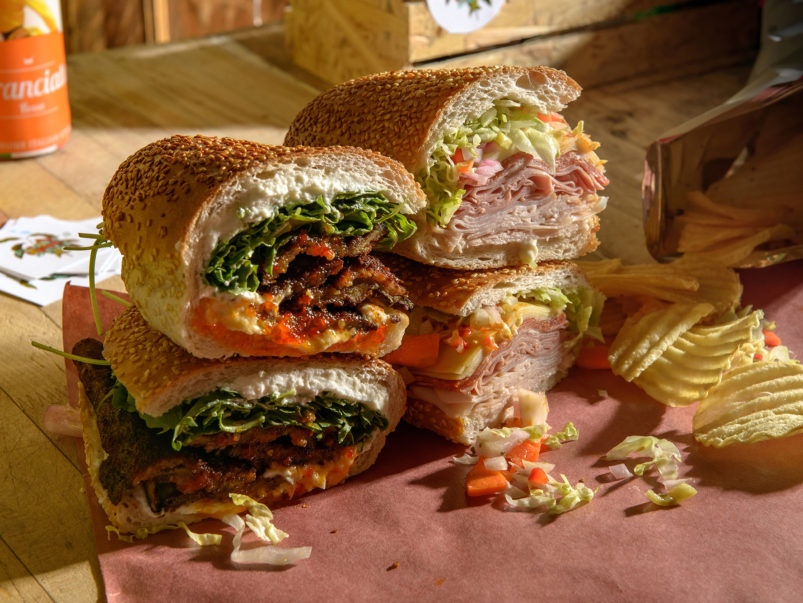Sort-of Secret: Flora's Deli, an Italian-style sandwich pop-up operating out of a west-end bar