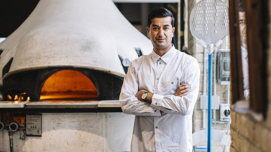 """""""Our goal now is 10,000 pizzas a day"""": How the pandemic—and $13 million—is turning General Assembly into a frozen-pizza powerhouse"""