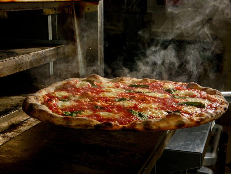 Sort-of Secret: Mac's Pizza, a new Saturdays-only pizza pop-up