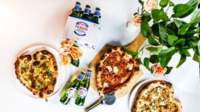 Make Valentine's Day extra special with this limited-time Peroni and Piano Piano collaboration