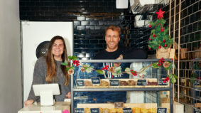 """""""It started with a midnight snack"""": These roommates launched a cookie company during the pandemic"""