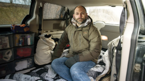 """""""I'm a front-line worker. I live in my car. And I'm not unique"""": a memoir about being homeless during Covid"""