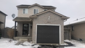 A Toronto couple wanted a starter home. The city was too expensive, but they found this $375,000 detached in St. Thomas