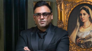 Where ICONINK's Hanif Harji gets to-go Greek feasts, Pakistani kebabs and Peking duck