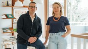 This Burlington couple built the ultimate home office