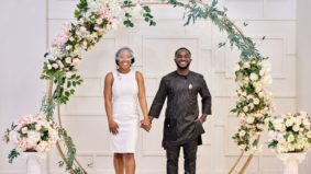 Real Weddings: Inside a surprise engagement and intimate celebration at a Vaughan photo studio
