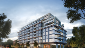 250 Lawrence by Graywood Developments is connecting Bedford Park to the surrounding city