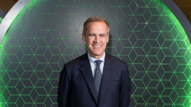 Mark Carney is already on to the next crisis