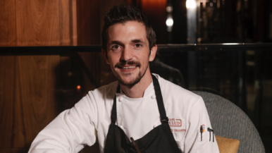 Where Four Seasons Toronto chef Nicholas Trosien gets to-go spicy tuna rolls, hot rabbit sandwiches and peanut butter pie