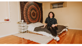 This Belgian just moved to Toronto. She found a room at Bloor and Spadina for $785 a month