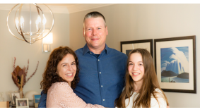 This family just downsized from a 2,600-square-foot Markham home to a 1,350-square-foot North York condo