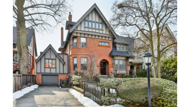 House of the Week: $6.2 million for a Rosedale heritage home with an awesome solarium