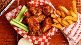 Hot Plate: Eight orders of chicken wings you need to eat right now