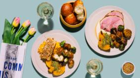 Toronto restaurants doing Easter dinner and brunch to go