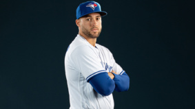 Q&A with George Springer, the brand-new, very expensive and finally healthy Toronto Blue Jay