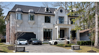 House of the Week: $5.1 million for a Thornhill home designed with a James Bond theme