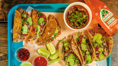 What's on the takeout menu at Birria Balam, Matty Matheson's new pop-up for birria tacos
