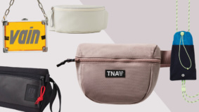 10 cross-body bags—or, let's face it, fanny packs—to carry your face masks and other essentials