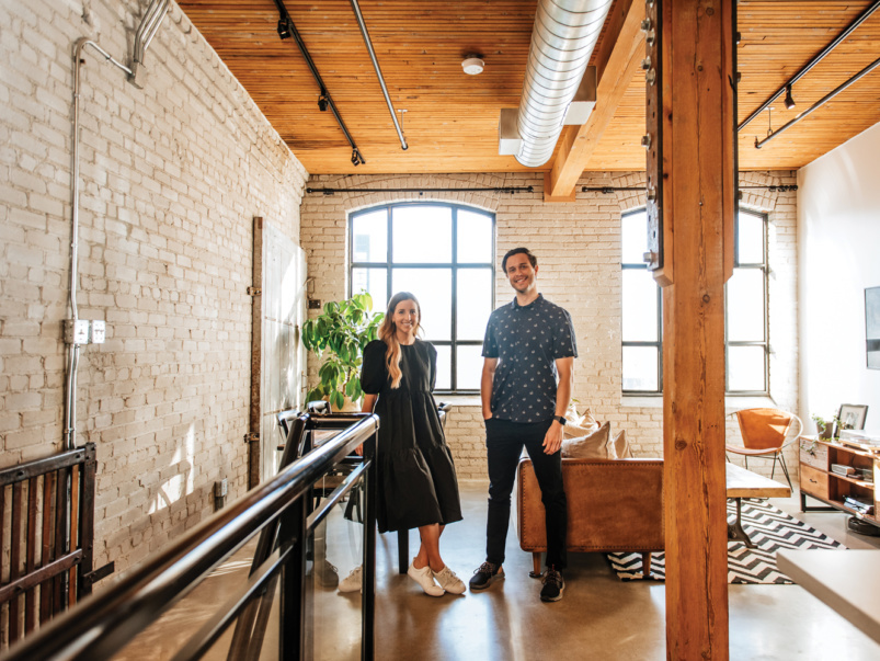"""""""We weren't ready to move to the suburbs yet"""": This couple paid $1 million for a Riverdale condo"""