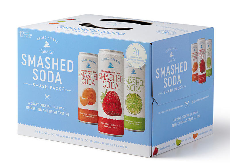 Georgian Bay Smashed Soda Smash Pack™
