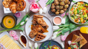 Toronto restaurants and bars offering Mother's Day brunch, lunch and dinner for takeout and delivery